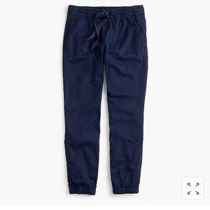 NWT J Crew Point Sur seaside twill pants